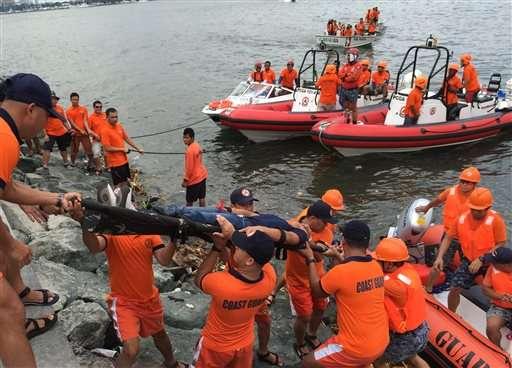 Philippine capital holds drill to prepare for killer quake