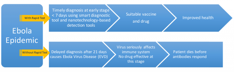 Researchers propose rapid Ebola test using nanotechnology