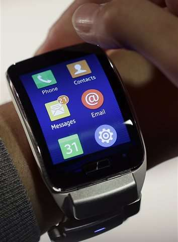 Review: Apple has best smartwatch, but rivals have strengths