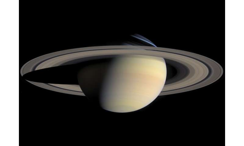 Sandia's Z machine helps solve Saturn's 2-billion-year age gap