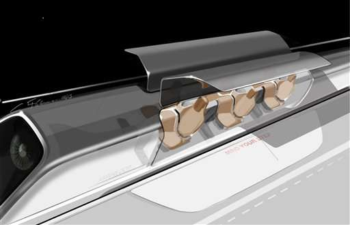 SpaceX announces design competition for Hyperloop
