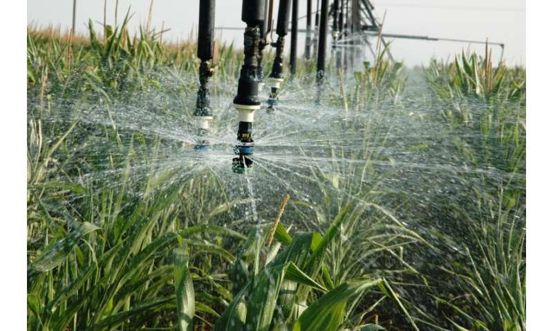 Technologies will tackle irrigation inefficiencies in agriculture's drier future