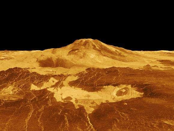 The DAVINCI spacecraft