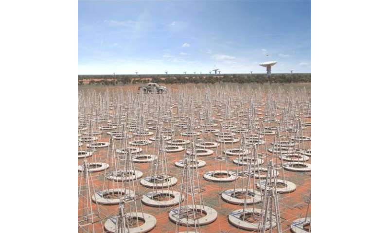 The World's Largest Radio Telescope Takes A Major Step Towards Construction