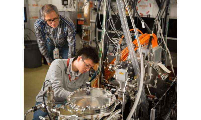 Ultrafast electron diffraction reveals rapid motions of atoms and molecules