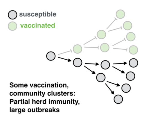 Why we should aim for 100% vaccination coverage