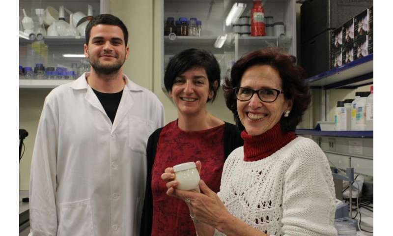 Researchers formulate new yogurts with high protein content and higher satiating capacity