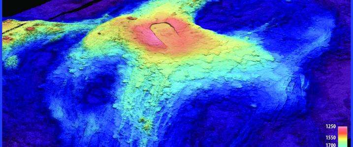 Researchers think Axial Seamount off Northwest coast is erupting – right on schedule