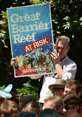 Environmentalists argue that any expansion at Abbot Point risks the health of the World Heritage-listed Great Barrier Reef and d