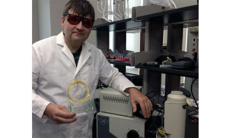 New technology could mean better chemical analysis on earth and in space