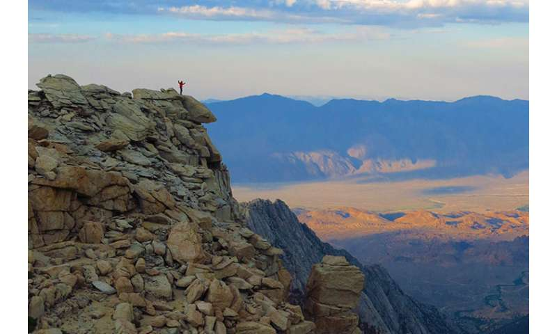 Scientists crack mystery of the Sierra Nevada's age