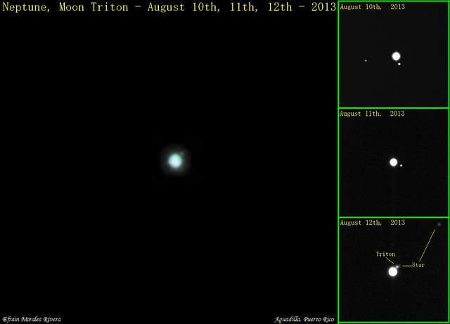 A guide to observing the moons of the solar system