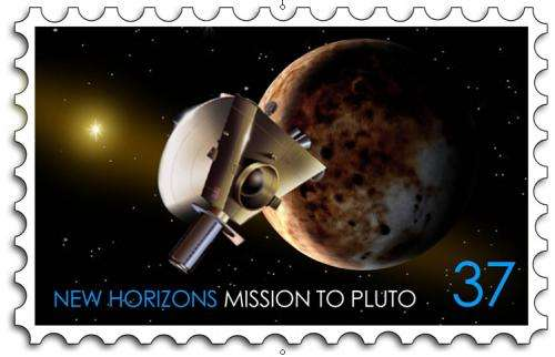 Did you know there are nine secret items hidden on Pluto craft New Horizons?