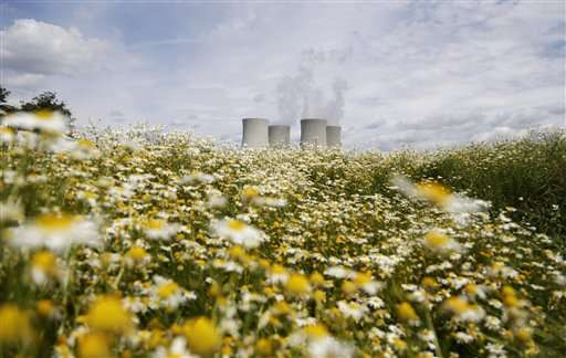 Europe divided along former Iron Curtain over nuclear power