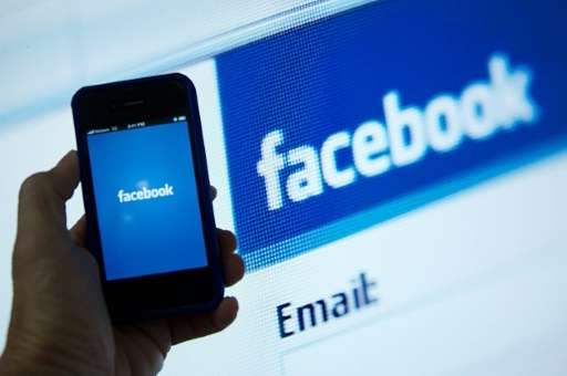 Facebook said more than 80 percent of people in African access the social network from their mobile phones