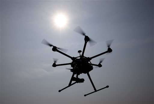 Farmers eager for drones, but most can't legally fly them