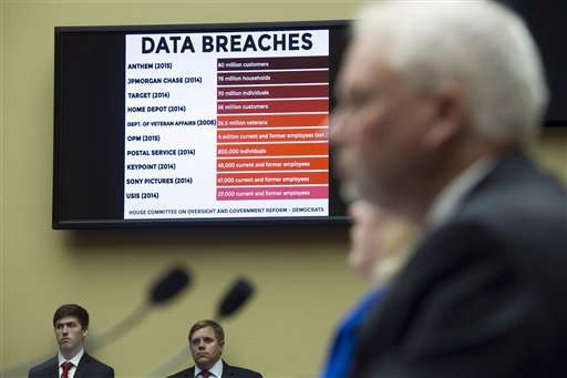 Fed agency blames giant hack on 'neglected' security system
