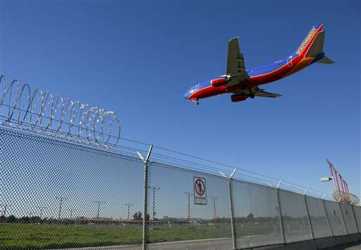 Firms push high-tech solutions to fortify airport perimeters