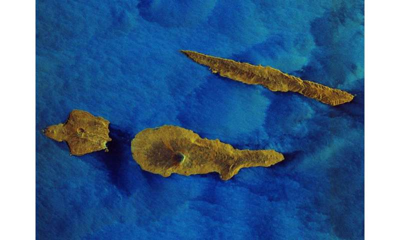 Image: Sentinel-1A captures Azore islands