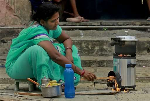 India sees clean cooking as climate action that saves lives