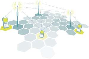Mathematical analysis maximizes mobile network access