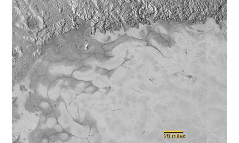 New Horizons data hint at underground ocean