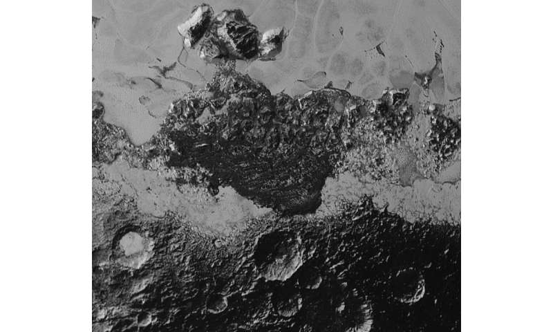 New Pluto images from NASA's New Horizons