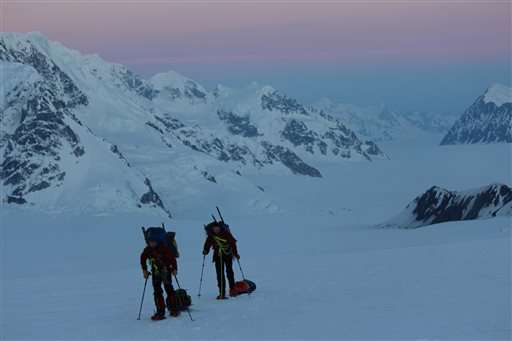 North America's tallest mountain gets new name -- and height