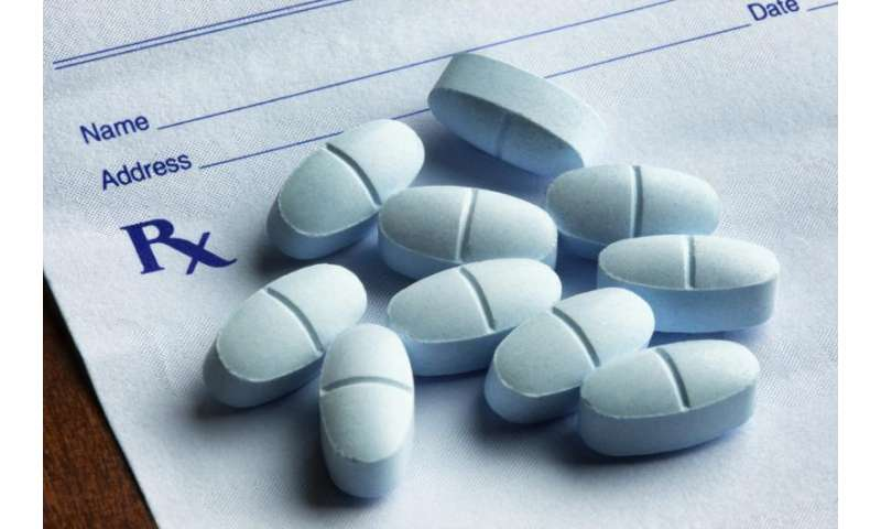 Prescription pain relievers place teens at greater risk for future drug misuse