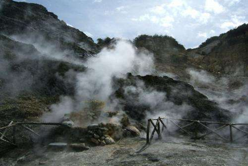 The very useful art of assessing a supervolcano without making it erupt