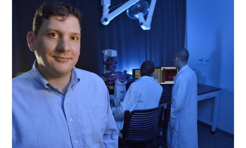 Virginia Tech scientist develops model for robots with bacteria-controlled brains