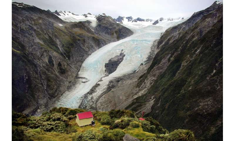 Scientists find formula for rate of glacial erosion