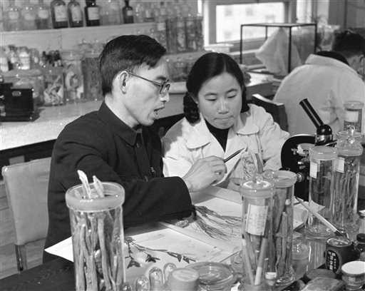 3 share Nobel medicine prize for tropical disease drugs