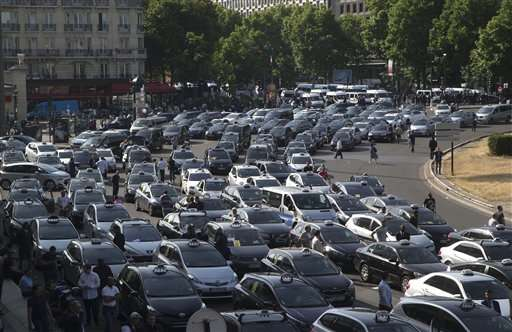 French interior minister says UberPop must be closed down
