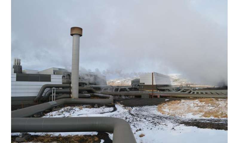 In a melting Iceland, drilling deep to stem climate change