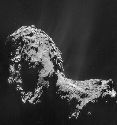 Interview with Paul Weissman of the Rosetta comet rendezvous mission
