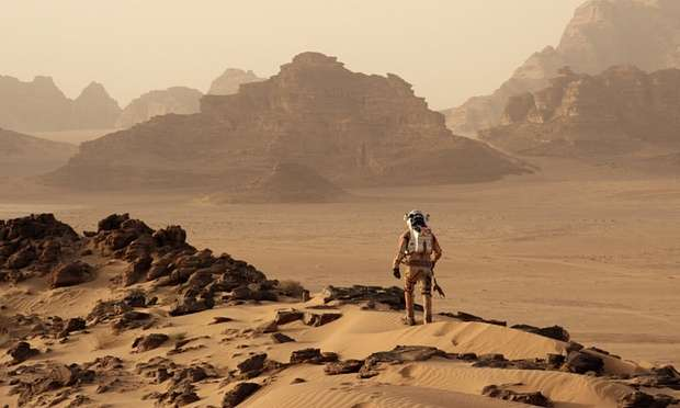 Is there life on Mars? We're finally starting to wonder again