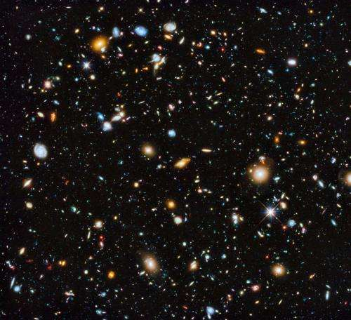 Is the universe finite or infinite?