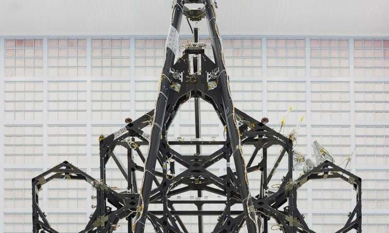 James Webb Space Telescope 'wings' successfully deployed