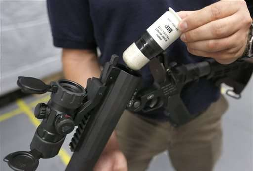 Less-lethal weapons get new interest amid police shootings