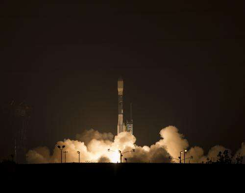 NASA launches groundbreaking soil moisture mapping satellite