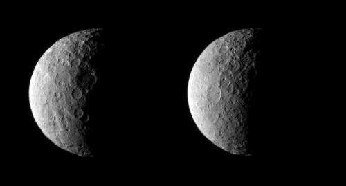 NASA spacecraft nears historic dwarf planet arrival