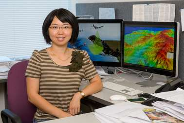 Researcher develops artificial-intelligence tools for environmental research