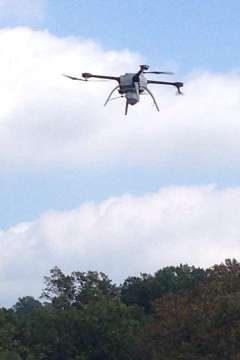 Researchers to begin work with news organizations in an effort to advance aerial journalism