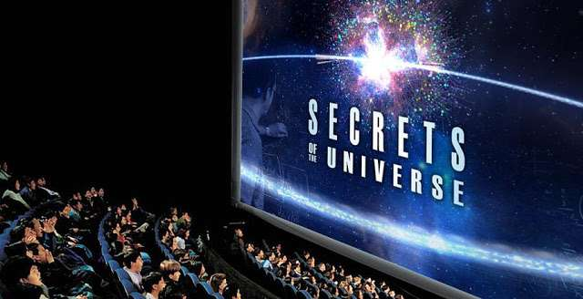 """Revealing the """"Secrets of the Universe"""" in IMAX theaters"""