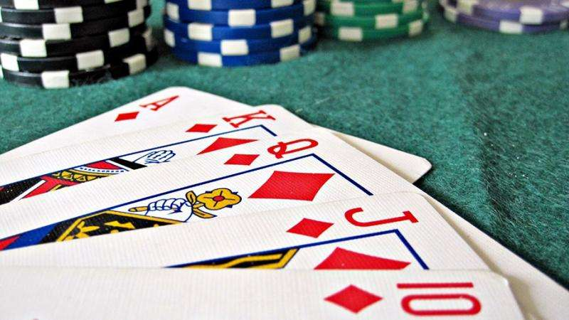 Study finds no threshold for safe gambling