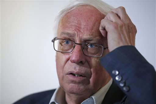The Latest: Will the real Tomas Lindahl accept his Nobel?