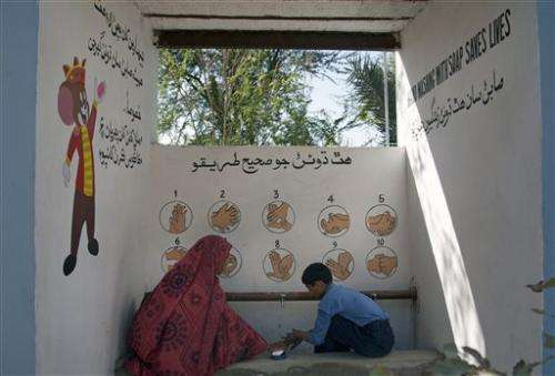 UNICEF warns lack of toilets in Pakistan tied to stunting