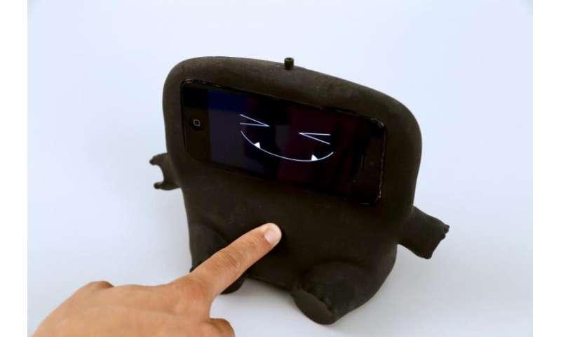 Carnegie Mellon, Disney researchers develop acoustically driven controls for smartphones