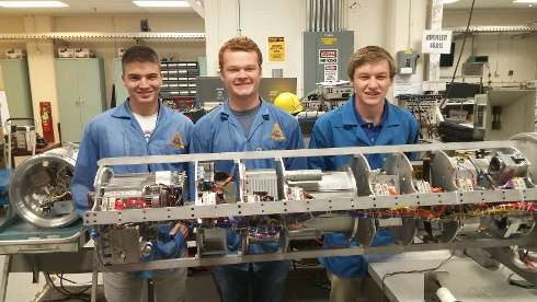 Engineering students to launch experimental 3-D printer on NASA mission